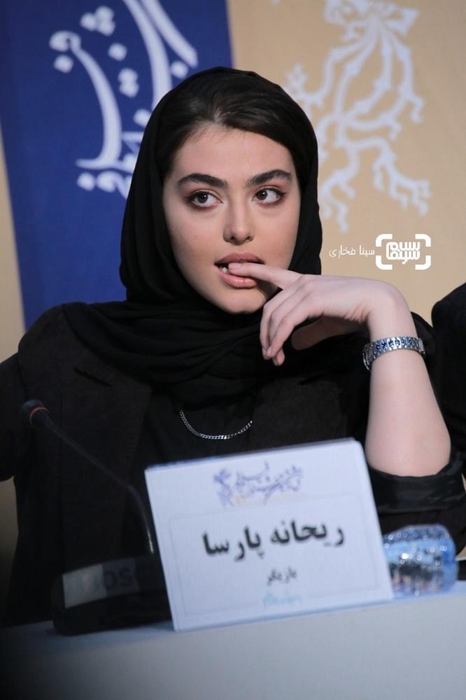 ریحانه پارسا همسر مهدی کوشکی بازیگر