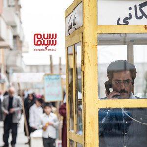 عباس غزالی در سریال «شاه رگ»