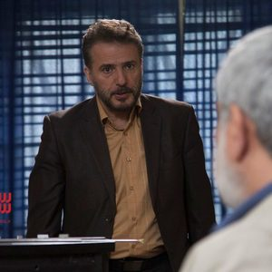 جواد هاشمی در سریال «شاه رگ»