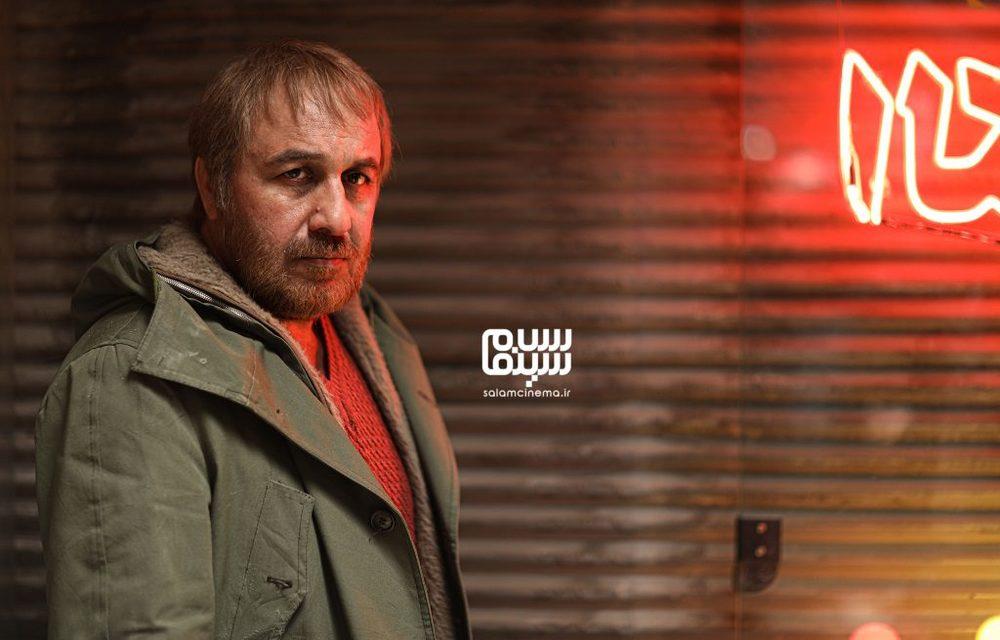 اولین تصویر رضا عطاران در فیلم «روشن»