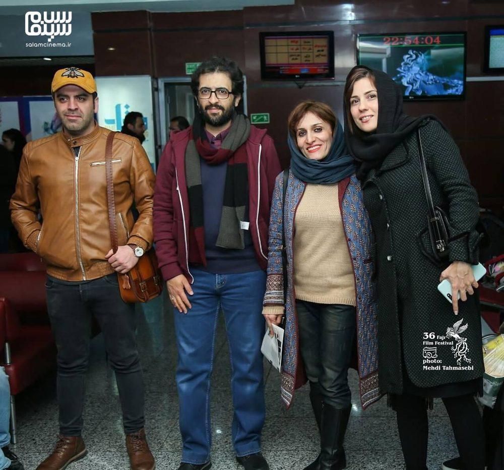 اکران فیلم «دارکوب» در سی و ششمین جشنواره فیلم فجر در سینما آزادی