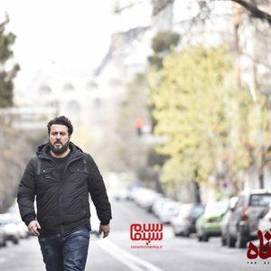 محسن کیایی در سریال «هم گناه»
