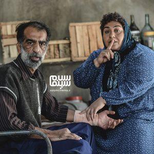 فروغ قجابگلی و علی باقری در قسمت اول سریال «هم گناه»