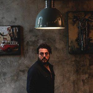 محسن کیایی در قسمت اول سریال نمایش خانگی «هم گناه»