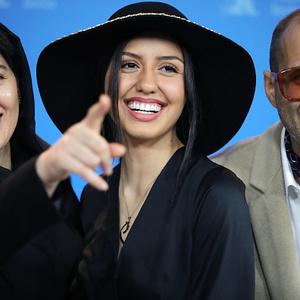 ژیلا شاهی، باران رسول اف و بردیا یادگاری در فتوکال فیلم «شیطان وجود ندارد» در جشنواره برلین 2020
