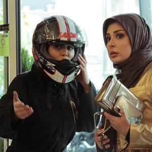 سحر قریشی و نیوشا ضیغمی در فیلم سینمایی «زن ها فرشته اند 2»