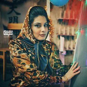 مریم همتیان در فیلم «گیج گاه»