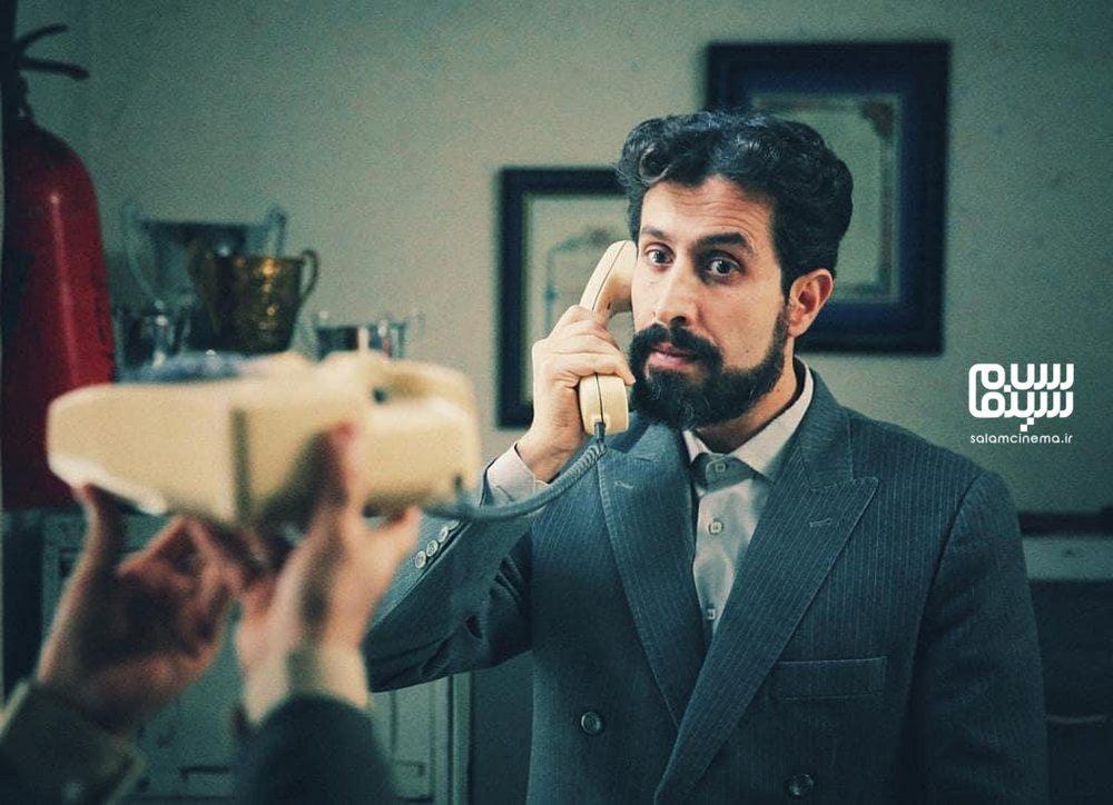 ایمان اسماعیل پور در فیلم «گیج گاه»