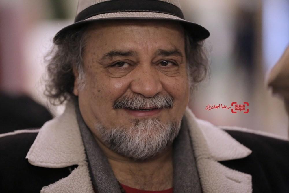 محمدرضا شریفی نیا در نشست خبری فیلم «پشت دیوار سکوت» در جشنواره فیلم فجر