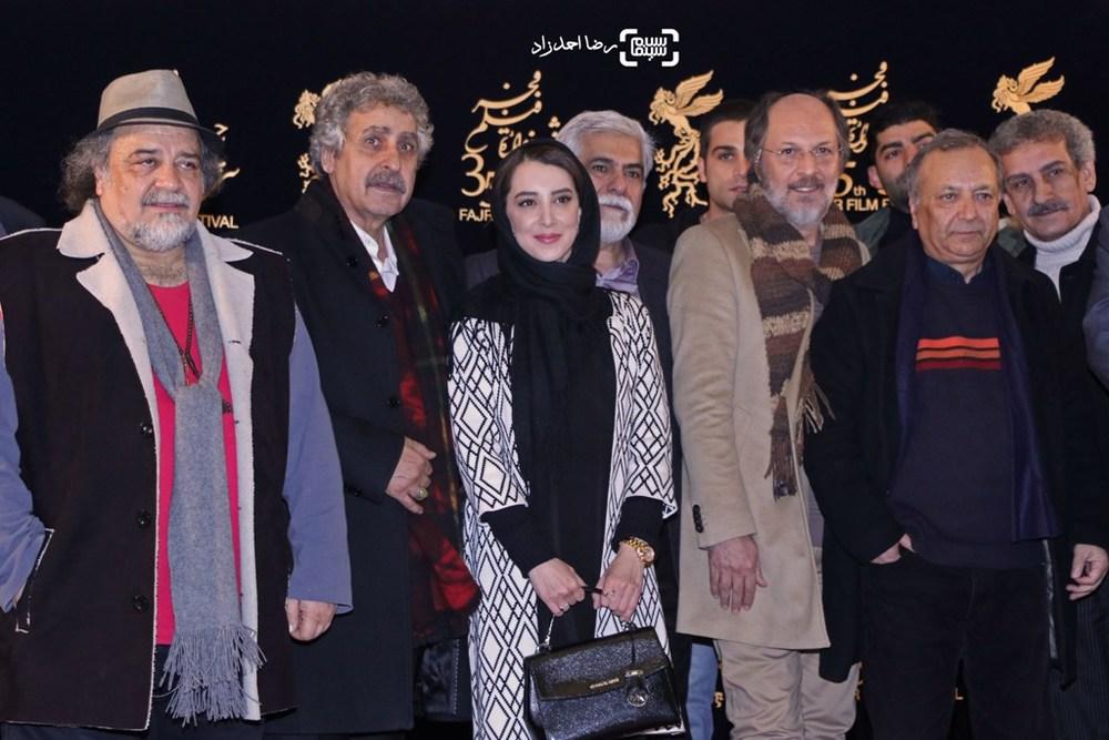 اکران فیلم «پشت دیوار سکوت» در جشنواره فیلم فجر