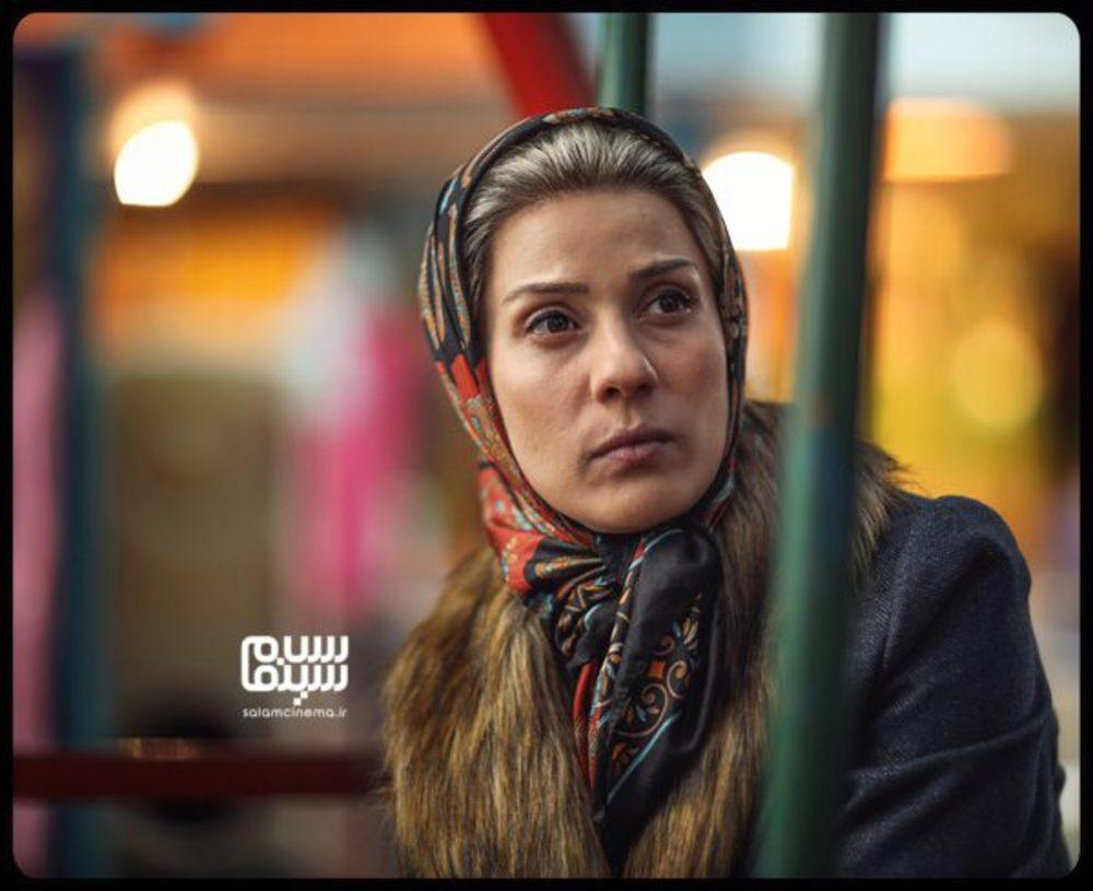 سارا بهرامی در فیلم «روشن»