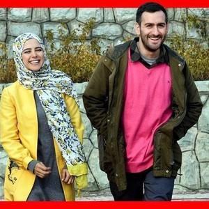 نیما شعبان نژاد و الناز حبیبی در سریال «دوپینگ»