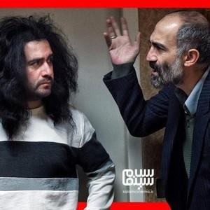 هادی حجازی فر و نیما شعبان نژاد در سریال «دوپینگ»