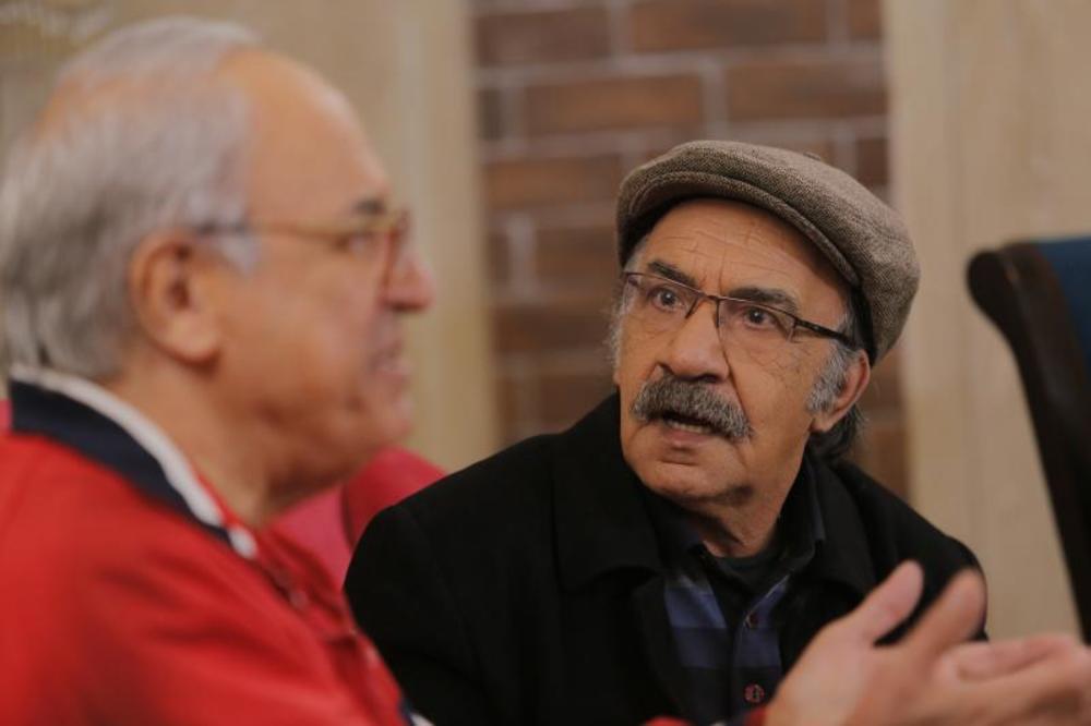 محمود جعفری در سریال «میانبر»