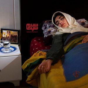 سیما بابایی در قسمت هفتم سریال «خواب زده»