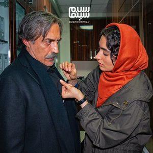 علیرضا شجاع نوری و سیما بابایی در قسمت هفتم سریال «خواب زده»