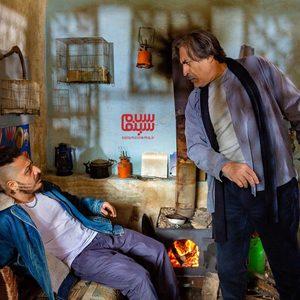 عرفان ابراهیمی و علیرضا شجاع نوری در قسمت هفتم سریال «خواب زده»