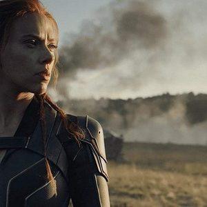 اسکارلت جوهانسون در فیلم «بیوه سیاه»(Black Widow)