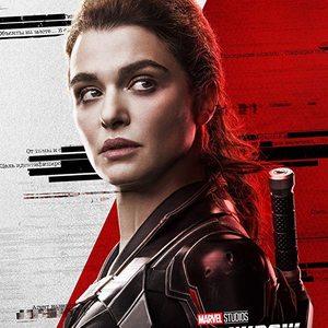 پوستر فیلم «بیوه سیاه»(Black Widow) با بازی ریچل وایس