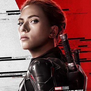 پوستر فیلم «بیوه سیاه»(Black Widow) با بازی اسکارلت جوهانسون