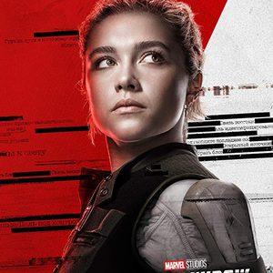 پوستر فیلم «بیوه سیاه»(Black Widow) با بازی فلورنس پیو
