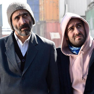 هادی حجازی فر و نیما شعبان نژاد در سریال تلویزیونی «دوپینگ»