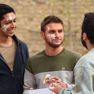 دارا حیایی و کیسان دیباج در سریال «از سرنوشت»