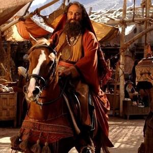 محسن تنابنده در فیلم «محمد رسول الله (ص)»