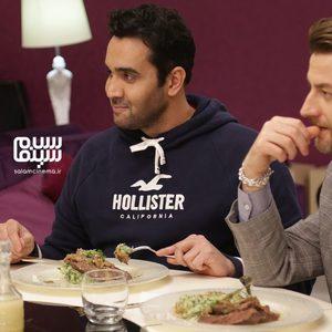 پوریا پورسرخ و امره تتیکل در «شام ایرانی»