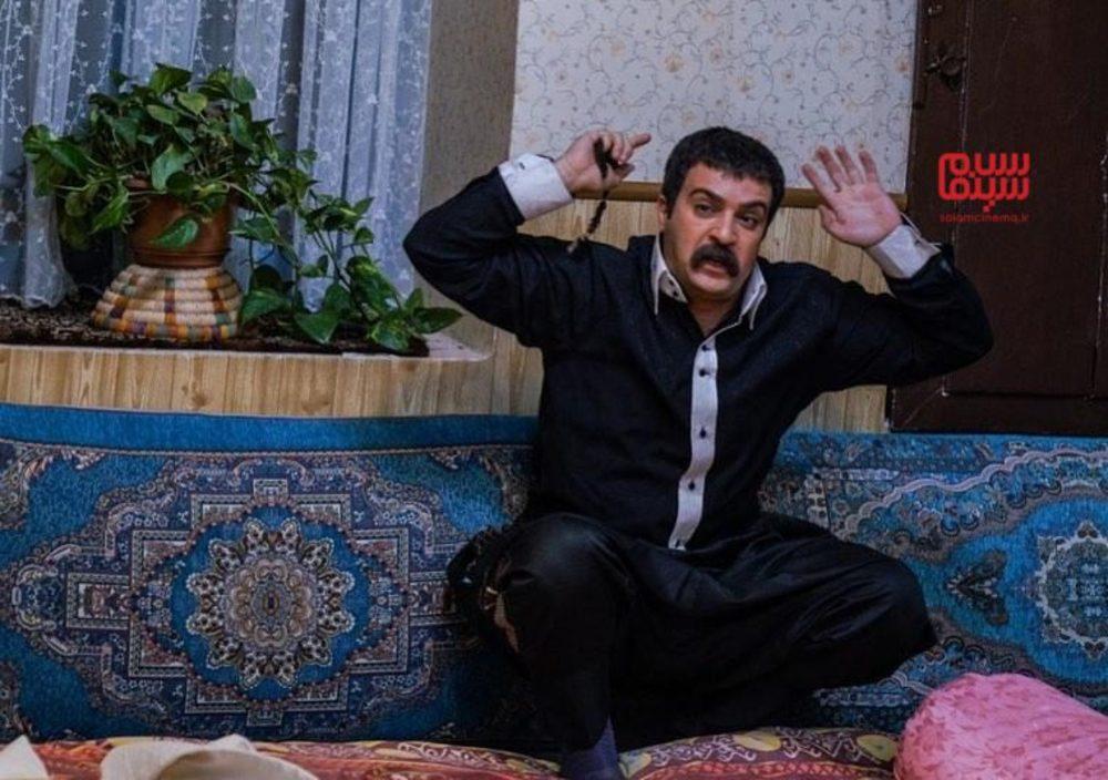 احمد مهران فر - سریال تلویزیونی «پایتخت 6» - بهترین سریال نوروزی سال ۹۹
