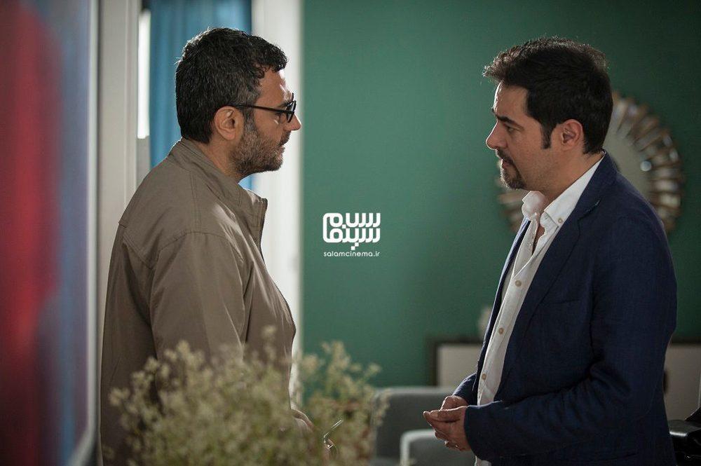 علیرضا ثانی فر و شهاب حسینی در فیلم «هزارتو»