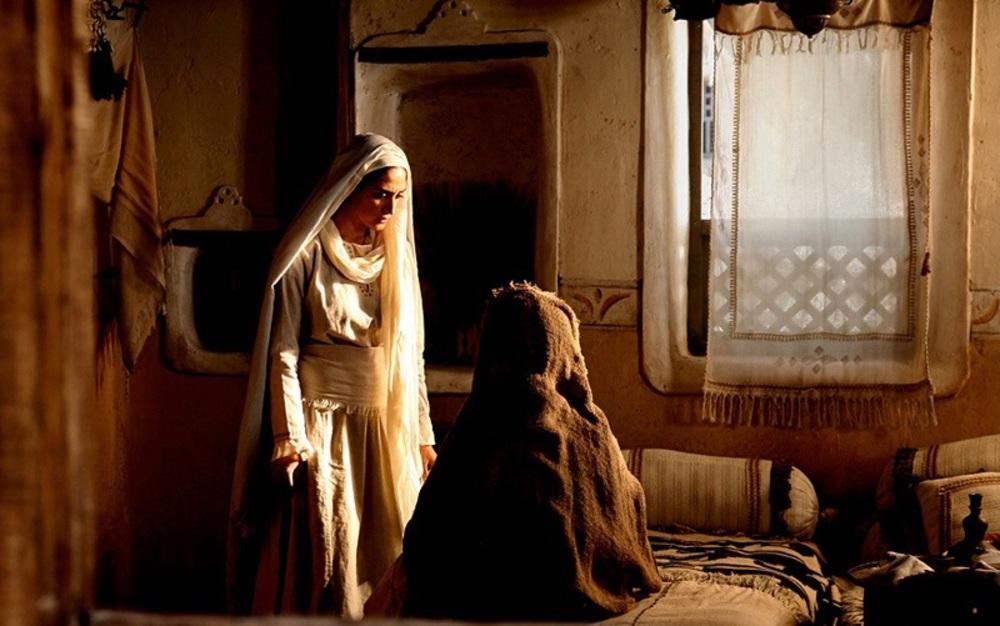 مینا ساداتی در فیلم «محمد رسول الله(ص)» مجید مجیدی