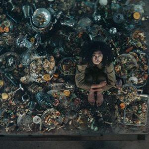 الکساندرا ماسانگای در فیلم «پلتفرم»(The Platform)
