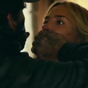 امیلی بلانت در فیلم سینمایی «یک مکان ساکت 2» (A Quite Place 2)