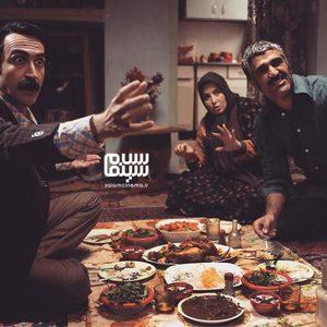 هادی حجازی فر، ژاله صامتی و پژمان جمشیدی در سریال «زیرخاکی»