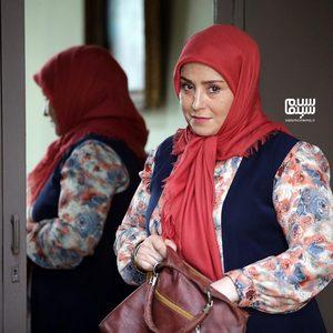 ژاله صامتی در سریال «زیرخاکی»