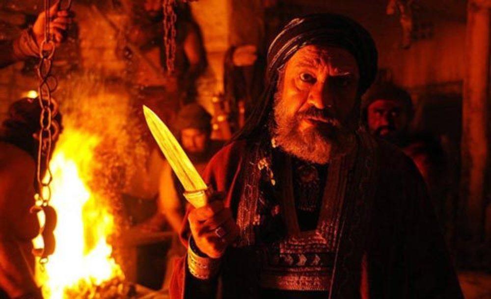 داریوش فرهنگ در فیلم «محمد رسول الله(ص)» مجید مجیدی