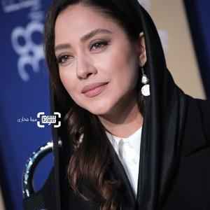 بهاره کیان افشار در نشست خبری فیلم «پسرکشی» در سی و هشتمین جشنواره فیلم فجر