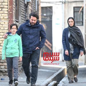 محسن کیایی و هدیه تهرانی در قسمت ۸  سریال «هم گناه»