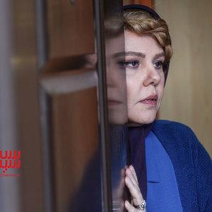 افسانه چهره آزاد در قسمت ۸ سریال نمایش خانگی «هم گناه»