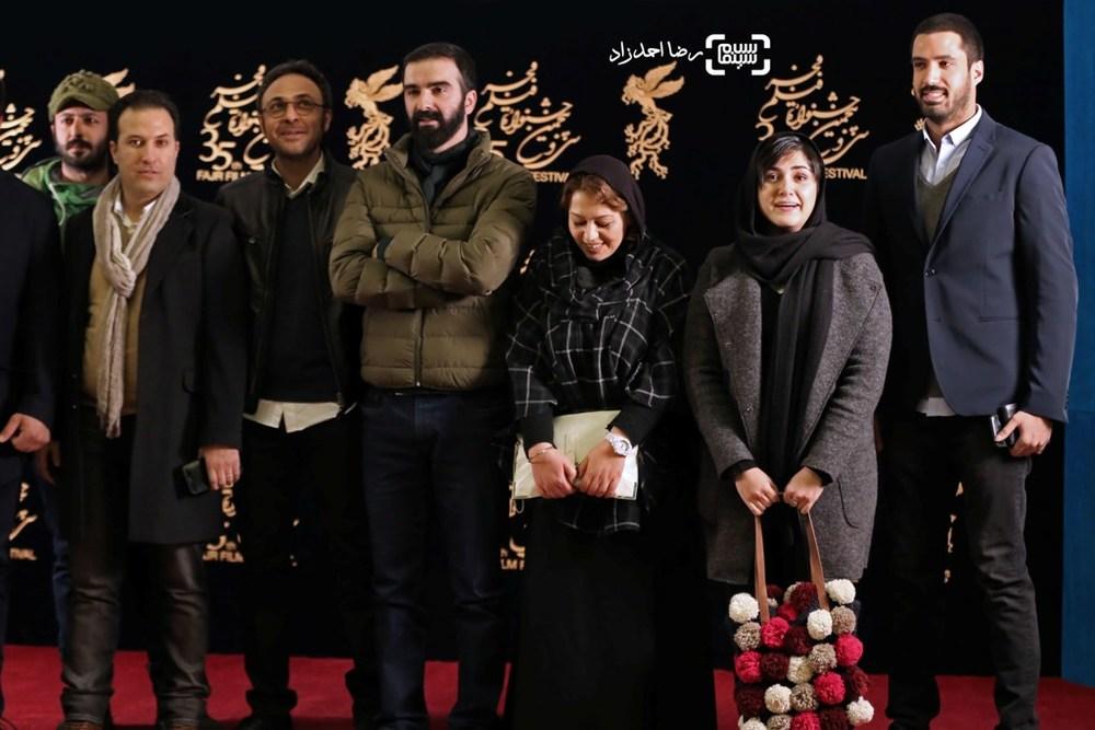 اکران فیلم «سد معبر» در سی و پنجمین جشنواره فیلم فجر