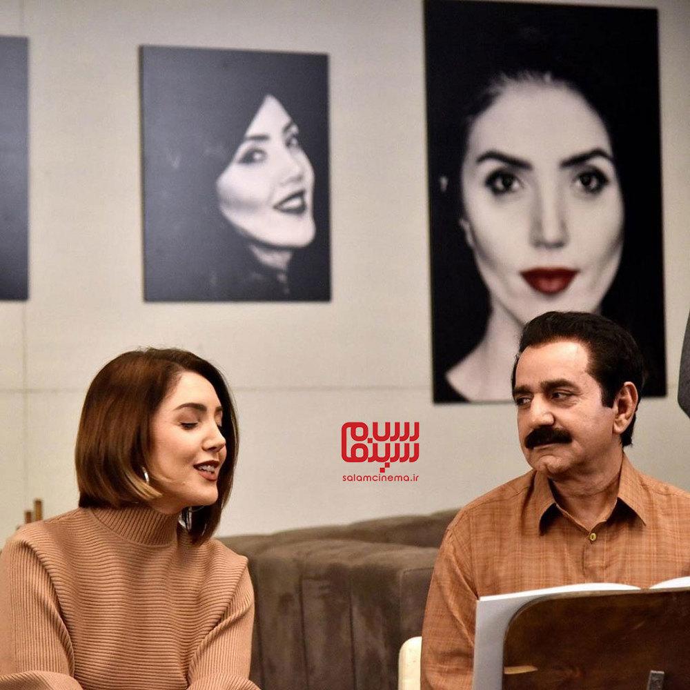 عایشه گل جوشکن و پرویز پرستویی در فیلم سینمایی «مطرب»