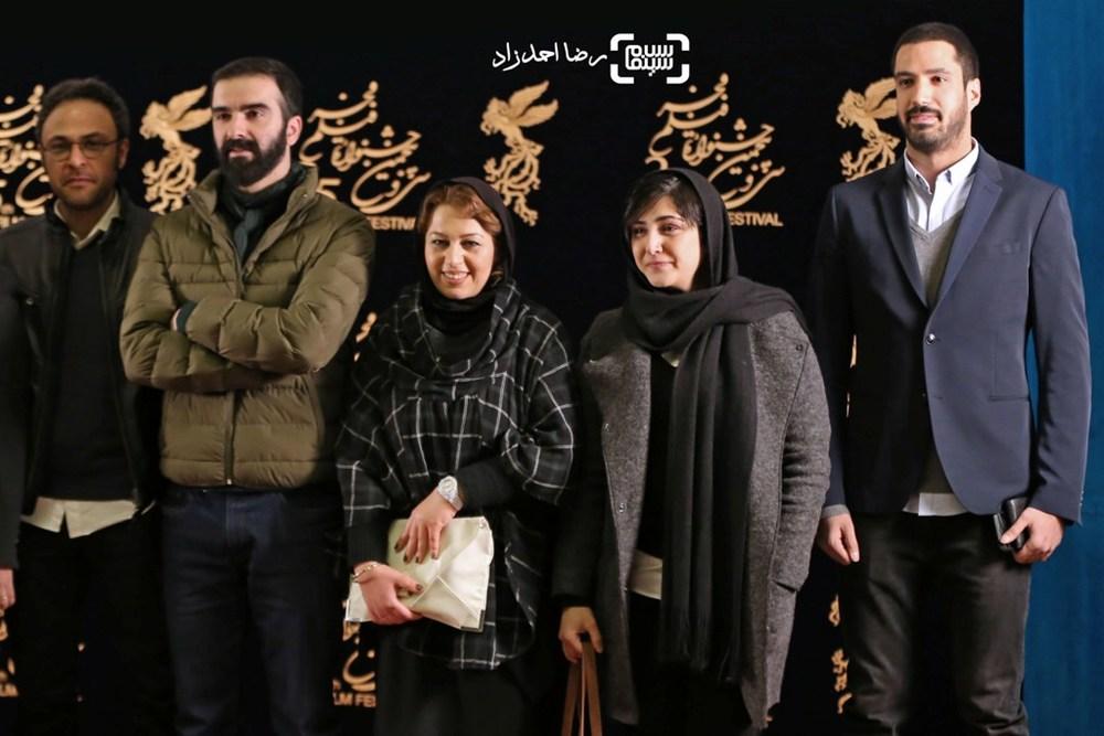 اکران «سد معبر» در سی و پنجمین جشنواره فیلم فجر