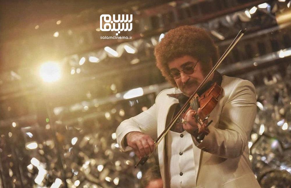 مهران احمدی در فیلم «مطرب»