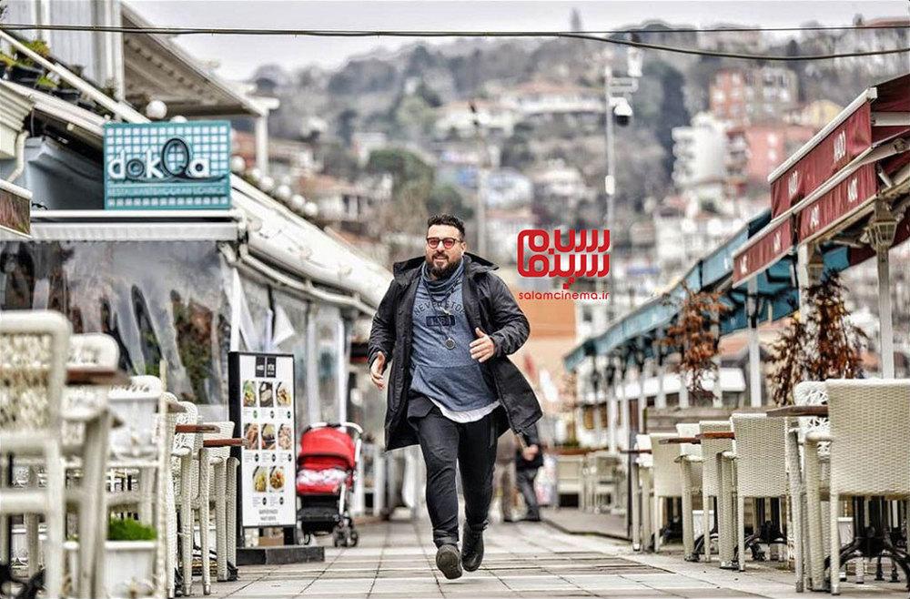 محسن کیایی در فیلم «مطرب»