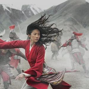 لیو ییفئی در فیلم «مولان» (Mulan)