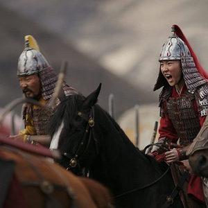 لیو ییفئی در «مولان» (Mulan)