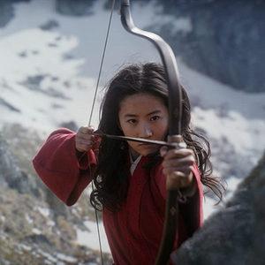 لیو ییفئی در نمایی از فیلم «مولان» (Mulan)