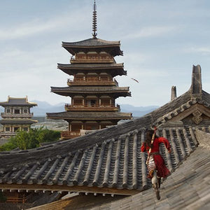 فیلم سینمایی «مولان» (Mulan)