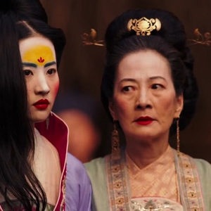 لیو ییفئی و سوزانا تنگ در فیلم «مولان» (Mulan)